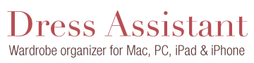 Dress Assistant logo